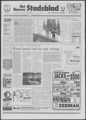 Het Nieuwe Stadsblad 1995-11-15