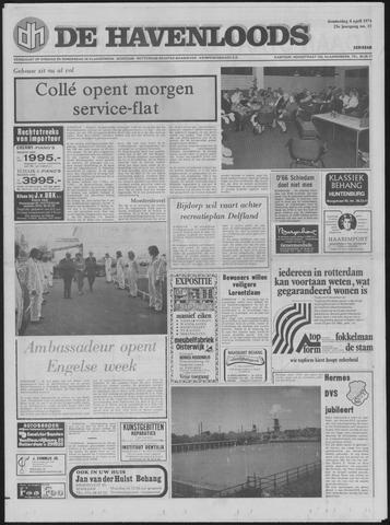 De Havenloods 1974-04-04
