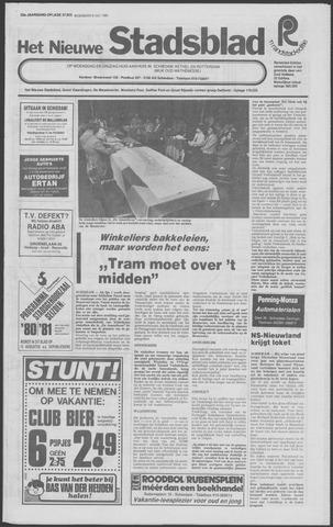 Het Nieuwe Stadsblad 1980-07-09