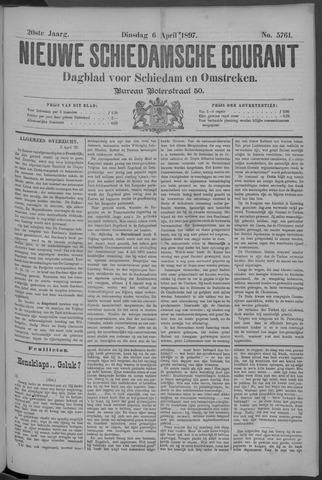 Nieuwe Schiedamsche Courant 1897-04-06