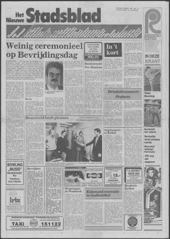Het Nieuwe Stadsblad 1985-03-08