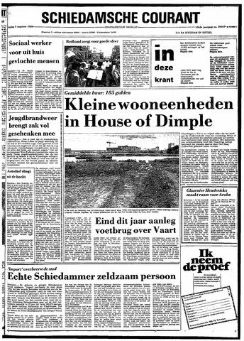 Rotterdamsch Nieuwsblad / Schiedamsche Courant / Rotterdams Dagblad / Waterweg / Algemeen Dagblad 1980-08-01