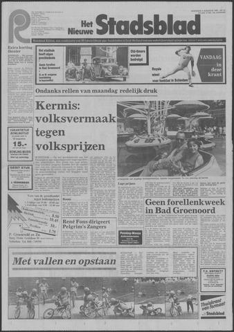 Het Nieuwe Stadsblad 1982-08-04