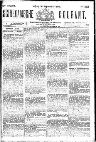 Schiedamsche Courant 1898-09-16