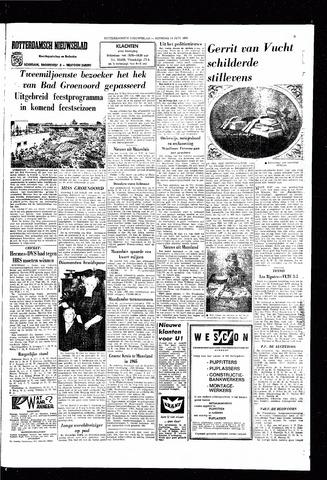 Rotterdamsch Nieuwsblad / Schiedamsche Courant / Rotterdams Dagblad / Waterweg / Algemeen Dagblad 1966-06-14
