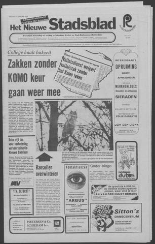 Het Nieuwe Stadsblad 1975-01-17