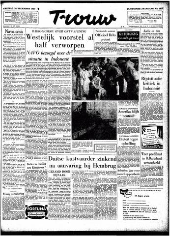 Trouw / De Rotterdammer 1957-12-20