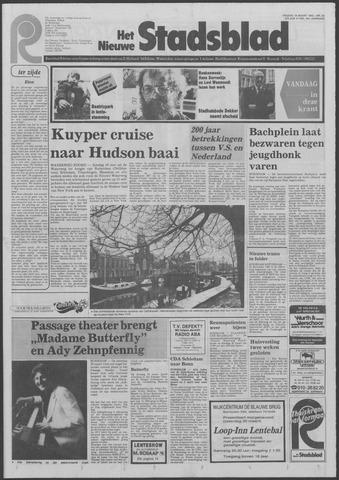Het Nieuwe Stadsblad 1982-03-19