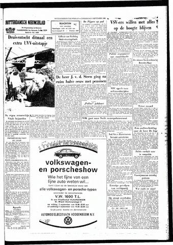 Rotterdamsch Nieuwsblad / Schiedamsche Courant / Rotterdams Dagblad / Waterweg / Algemeen Dagblad 1965-09-02