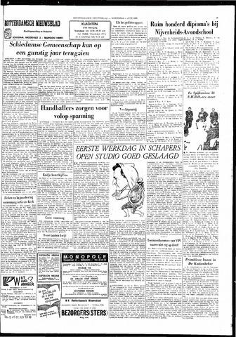 Rotterdamsch Nieuwsblad / Schiedamsche Courant / Rotterdams Dagblad / Waterweg / Algemeen Dagblad 1966-06-01