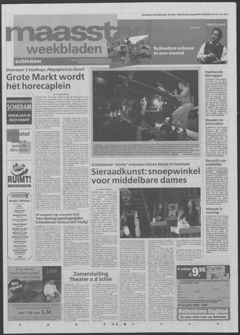 Maaspost / Maasstad / Maasstad Pers 2005-07-20