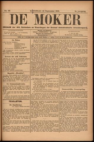 De Moker 1908-09-26