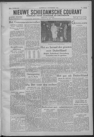 Nieuwe Schiedamsche Courant 1946-11-02