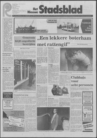 Het Nieuwe Stadsblad 1982-07-07