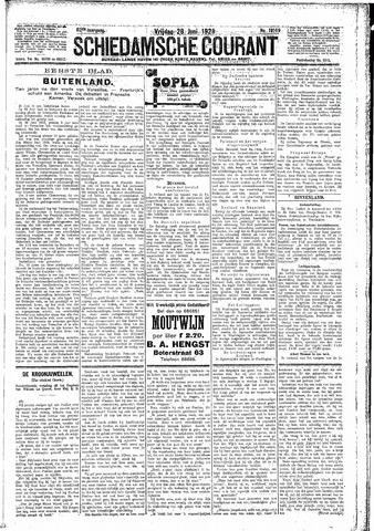 Schiedamsche Courant 1929-06-28