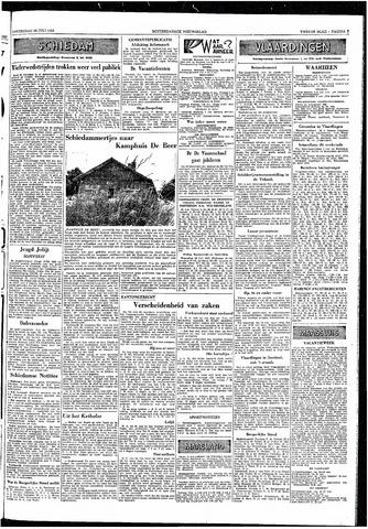 Rotterdamsch Nieuwsblad / Schiedamsche Courant / Rotterdams Dagblad / Waterweg / Algemeen Dagblad 1953-07-30