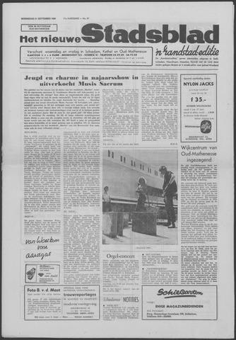 Het Nieuwe Stadsblad 1966-09-21
