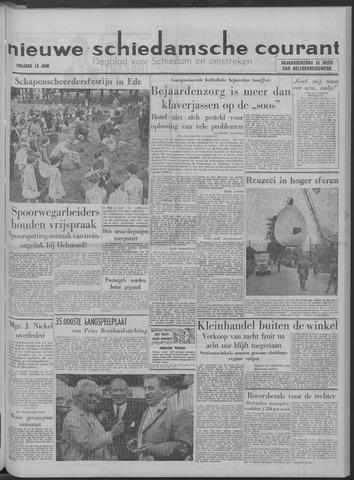 Nieuwe Schiedamsche Courant 1958-06-13