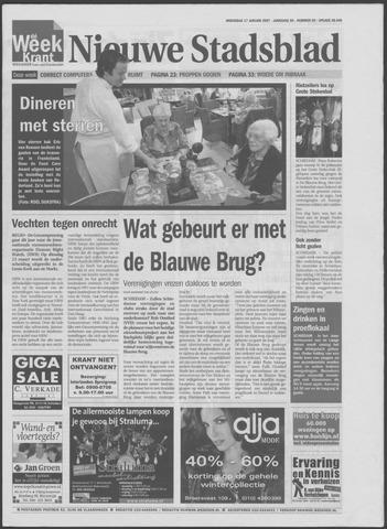 Het Nieuwe Stadsblad 2007-01-17