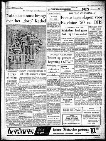 Rotterdamsch Parool / De Schiedammer 1964-09-28