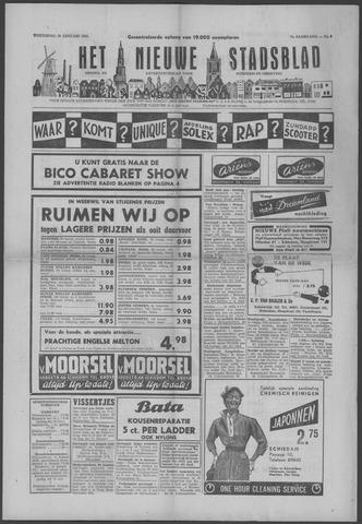 Het Nieuwe Stadsblad 1955-01-19