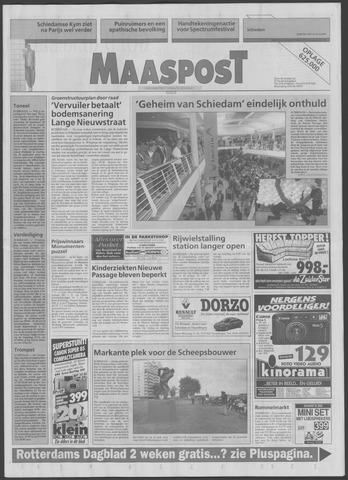 Maaspost / Maasstad / Maasstad Pers 1995-09-20