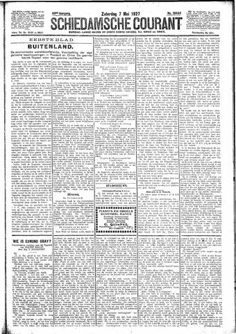 Schiedamsche Courant 1927-05-07