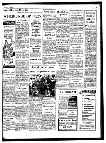 Rotterdamsch Parool / De Schiedammer 1963-06-18