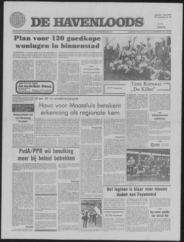 De Havenloods 1974-05-07