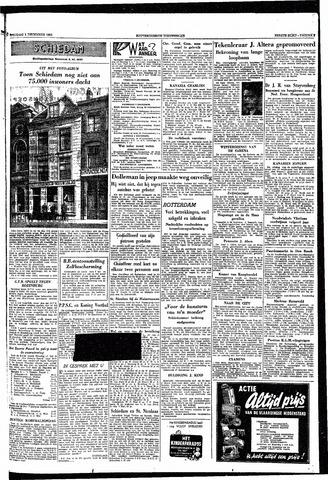 Rotterdamsch Nieuwsblad / Schiedamsche Courant / Rotterdams Dagblad / Waterweg / Algemeen Dagblad 1953-12-04