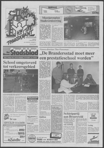 Het Nieuwe Stadsblad 1991-02-01