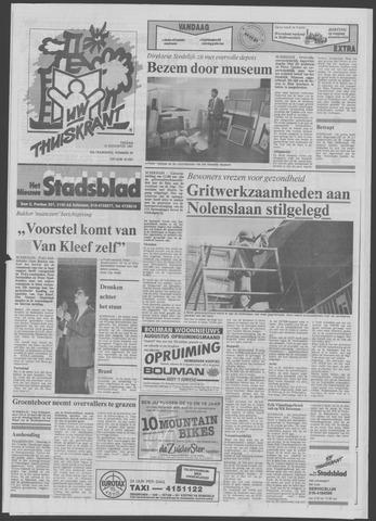 Het Nieuwe Stadsblad 1991-08-16