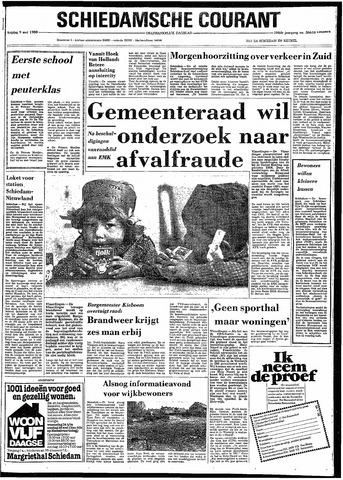 Rotterdamsch Nieuwsblad / Schiedamsche Courant / Rotterdams Dagblad / Waterweg / Algemeen Dagblad 1980-05-09