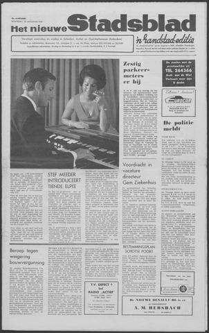 Het Nieuwe Stadsblad 1969-08-20