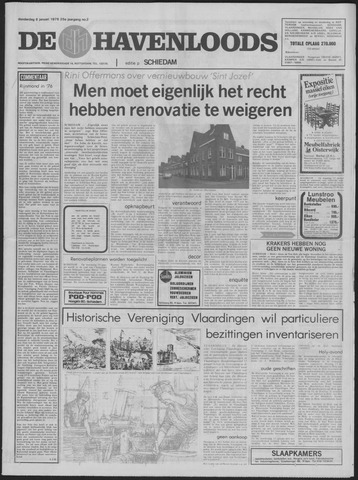 De Havenloods 1976-01-08
