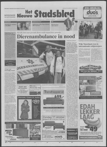Het Nieuwe Stadsblad 2004-10-13