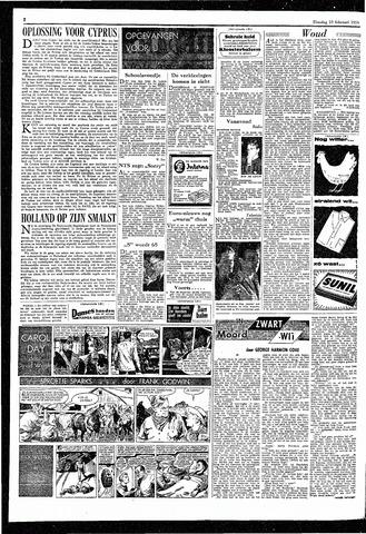 Rotterdamsch Parool / De Schiedammer 1959-02-10