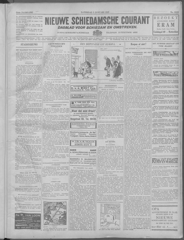 Nieuwe Schiedamsche Courant 1932-01-02