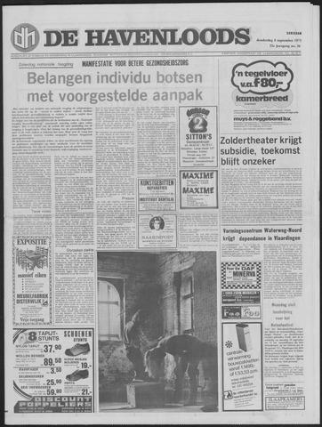 De Havenloods 1973-09-06