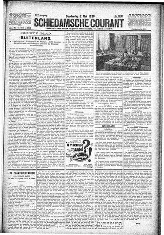 Schiedamsche Courant 1929-05-02