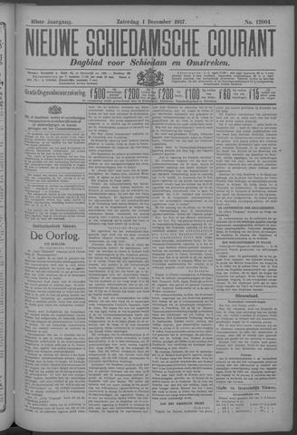 Nieuwe Schiedamsche Courant 1917-12-01