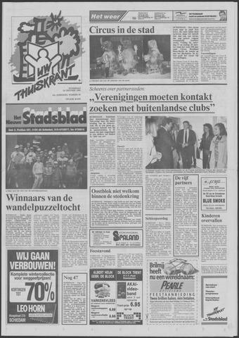 Het Nieuwe Stadsblad 1990-10-24
