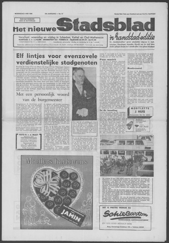 Het Nieuwe Stadsblad 1966-05-04