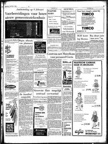 Rotterdamsch Parool / De Schiedammer 1962-11-30