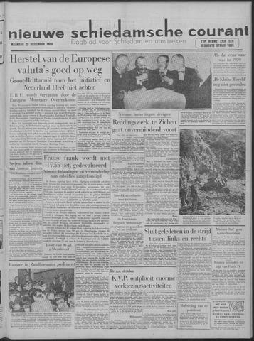 Nieuwe Schiedamsche Courant 1958-12-29