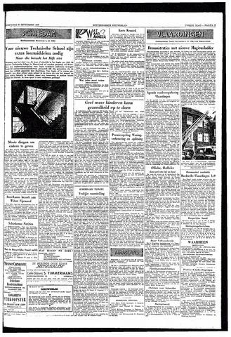 Rotterdamsch Nieuwsblad / Schiedamsche Courant / Rotterdams Dagblad / Waterweg / Algemeen Dagblad 1953-09-30