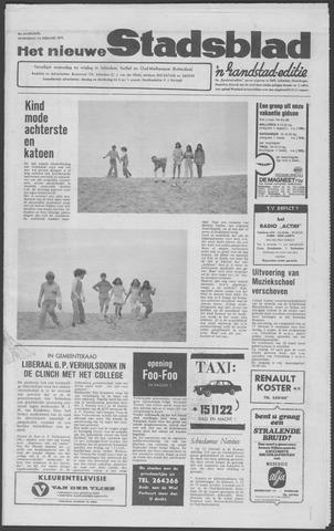 Het Nieuwe Stadsblad 1970-02-24