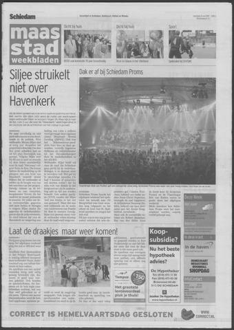 Maaspost / Maasstad / Maasstad Pers 2009-05-20