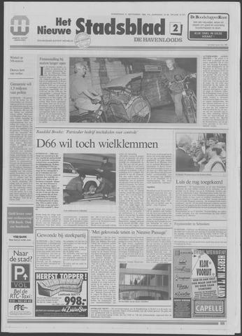 Het Nieuwe Stadsblad 1995-09-21
