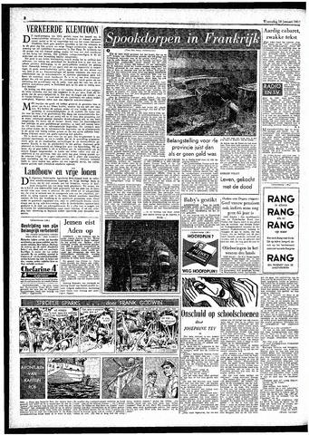 Rotterdamsch Parool / De Schiedammer 1957-01-16